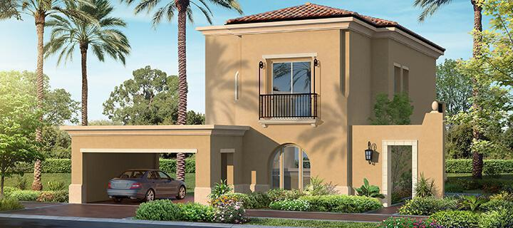Lila Villas at  Arabian Ranches II