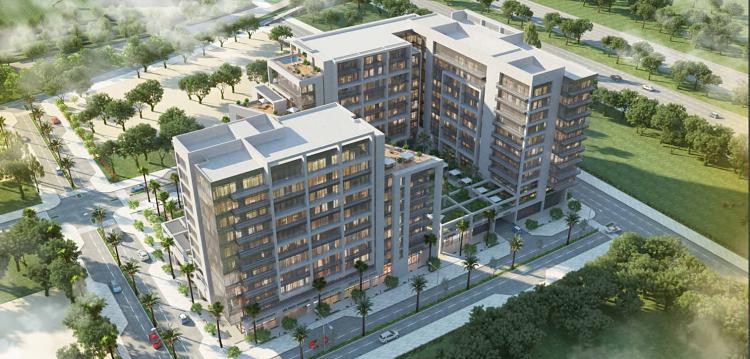Soho Square Apartments at  Saadiyat Island