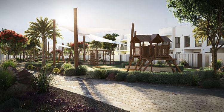 Yas Acres Villas at  Yas Island