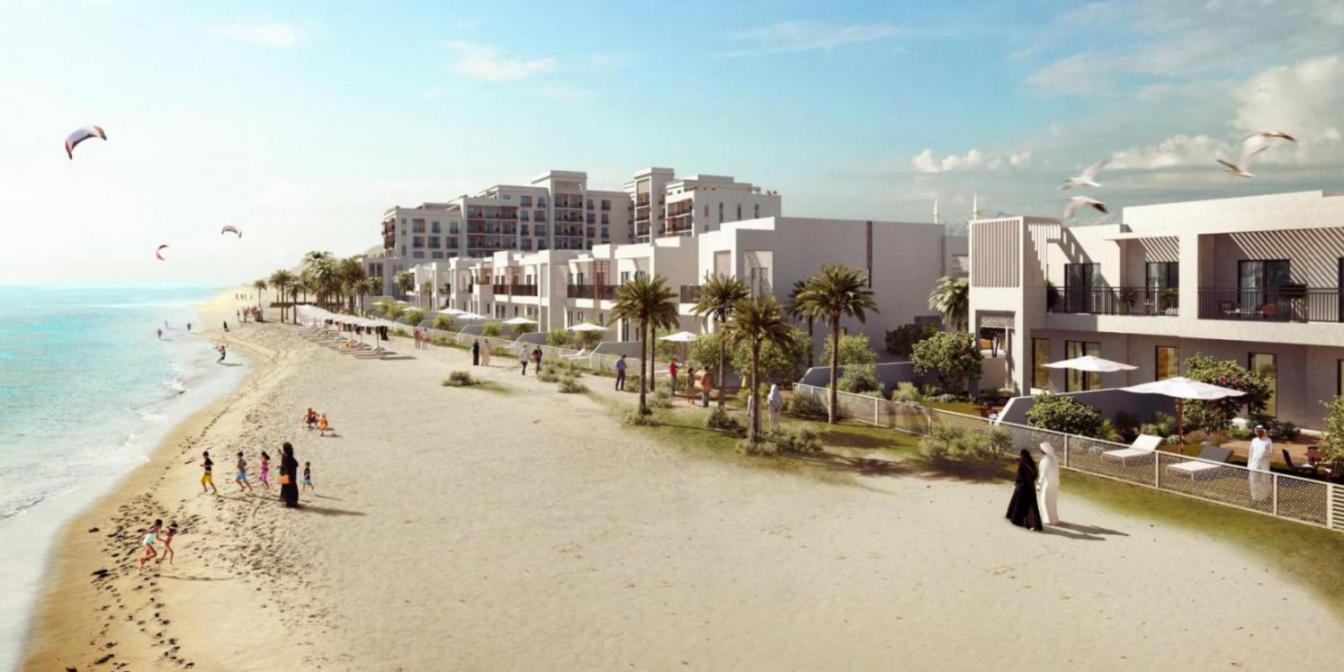 Fujairah Beach at  Fujairah City