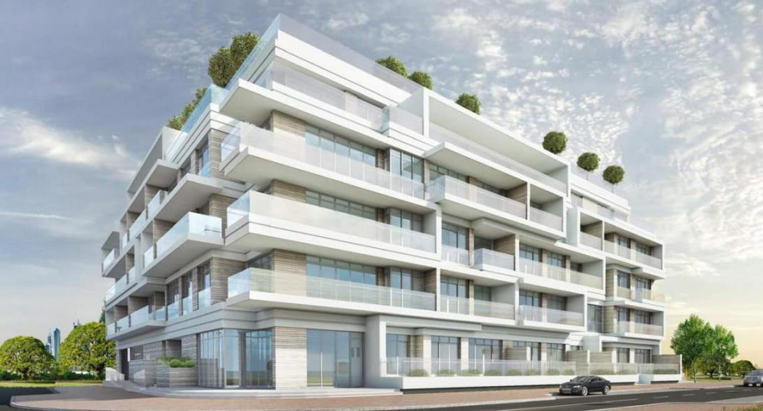 Park One Residences at  Jumeirah Village Triangle