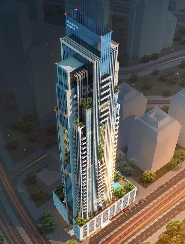 Regina Tower at  Jumeirah Village Circle