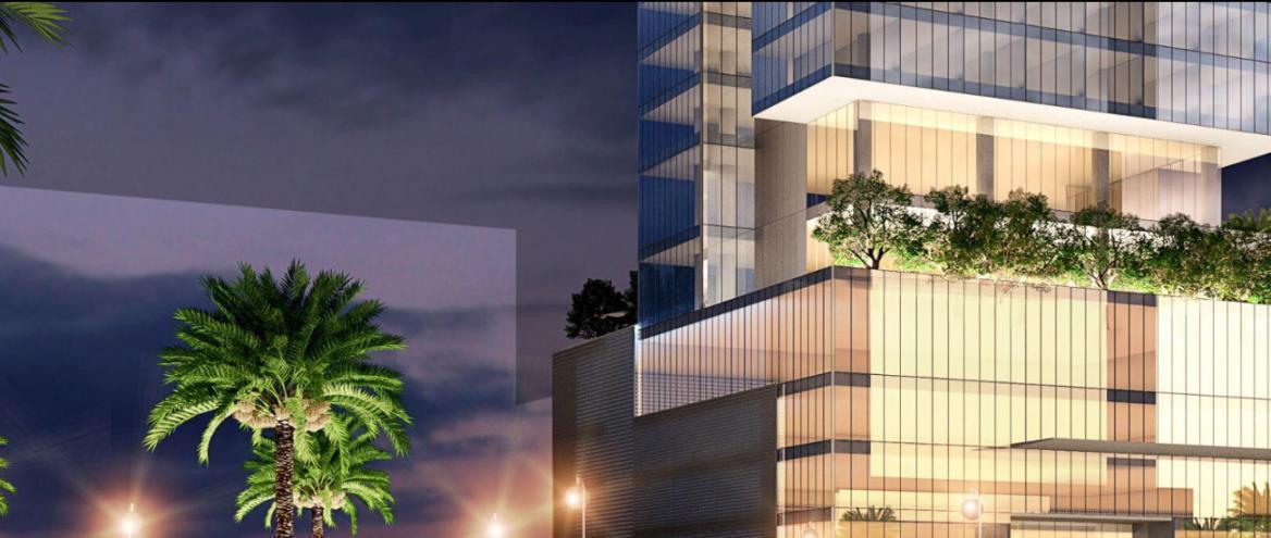 The One Hotel at  Jumeirah Village Circle