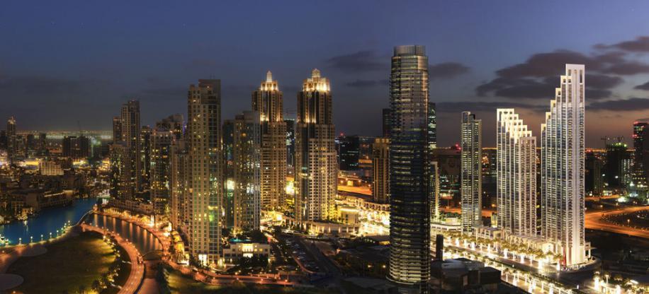 Boulevard Heights (BLVD) at  Downtown Dubai