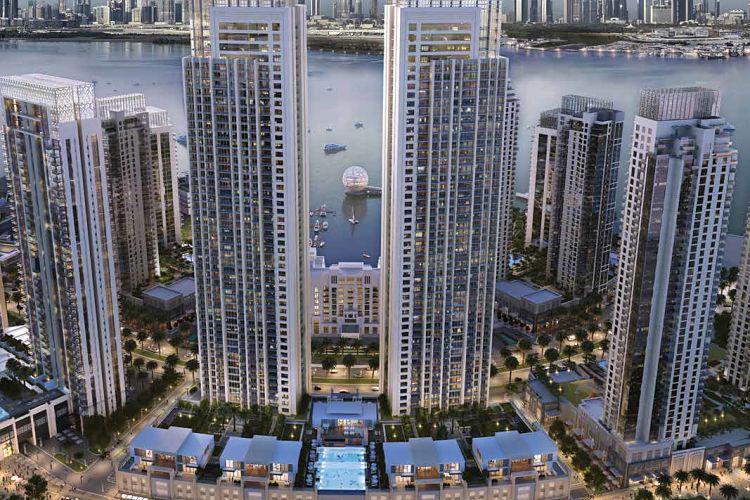 Harbour Views Apartments at  Dubai Creek Harbour