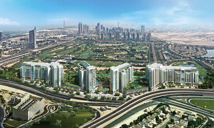 The Hills at  Dubai Hills Estate