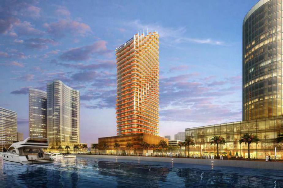 Millennium Binghatti Residences at  Business Bay