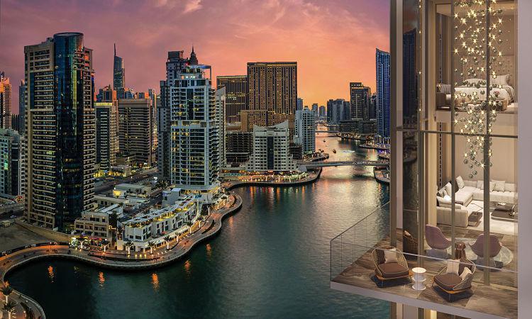 No 9 at  Dubai Marina