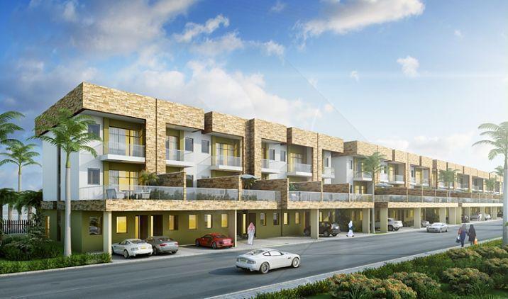 Park Villas at  Jumeirah Village Circle