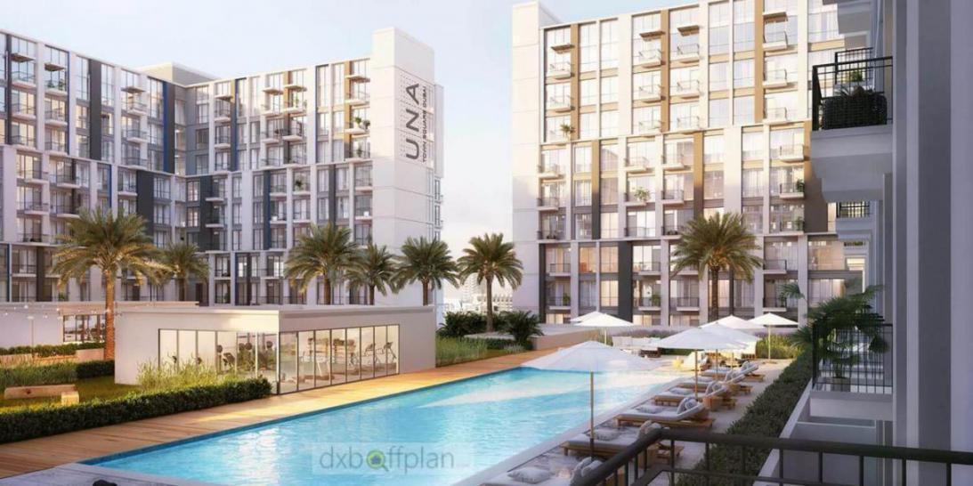 UNA Apartments at  Town Square Dubai