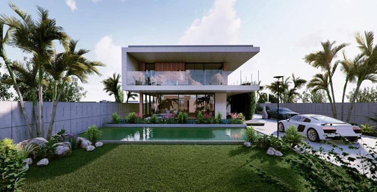 La Mer Mansions at  Jumeira Bay