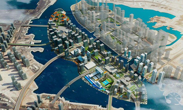 Al Maryah Vista Apartments at  Al Maryah Island