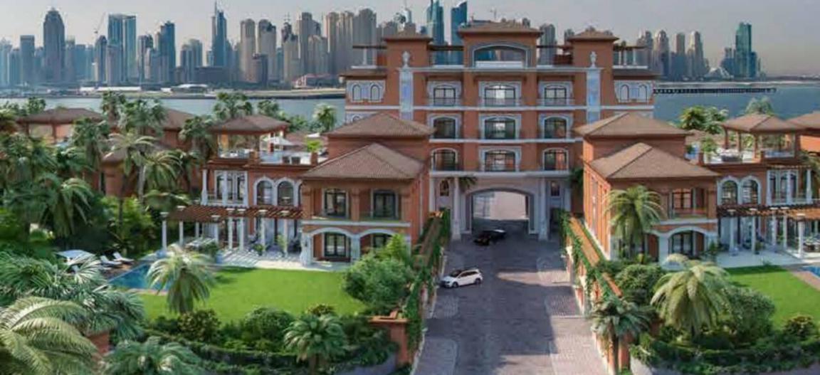 22 Carat Penthouse at  Palm Jumeirah