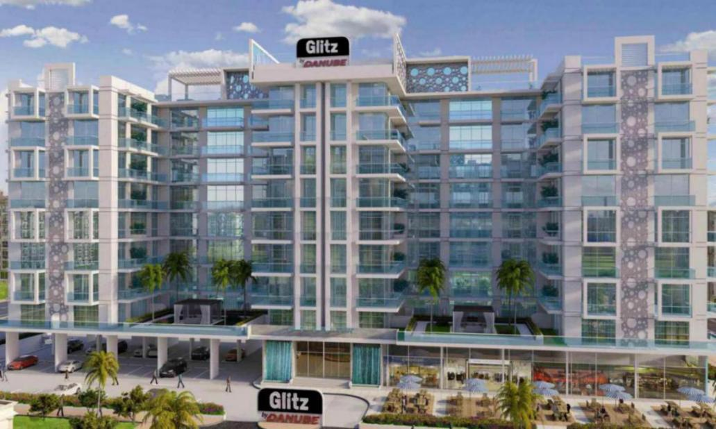 Glitz Residence 3 at  Dubai Studio City