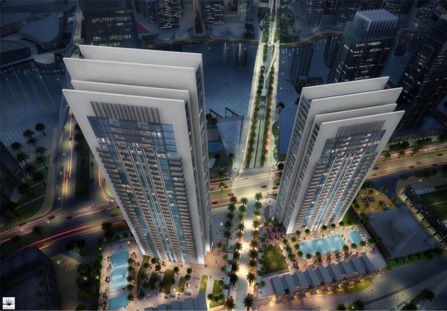 Creek Gate Apartments at  Dubai Creek Harbour