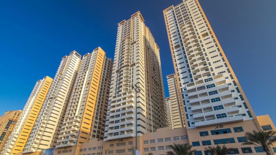 Ajman One Residences at  Ajman Corniche
