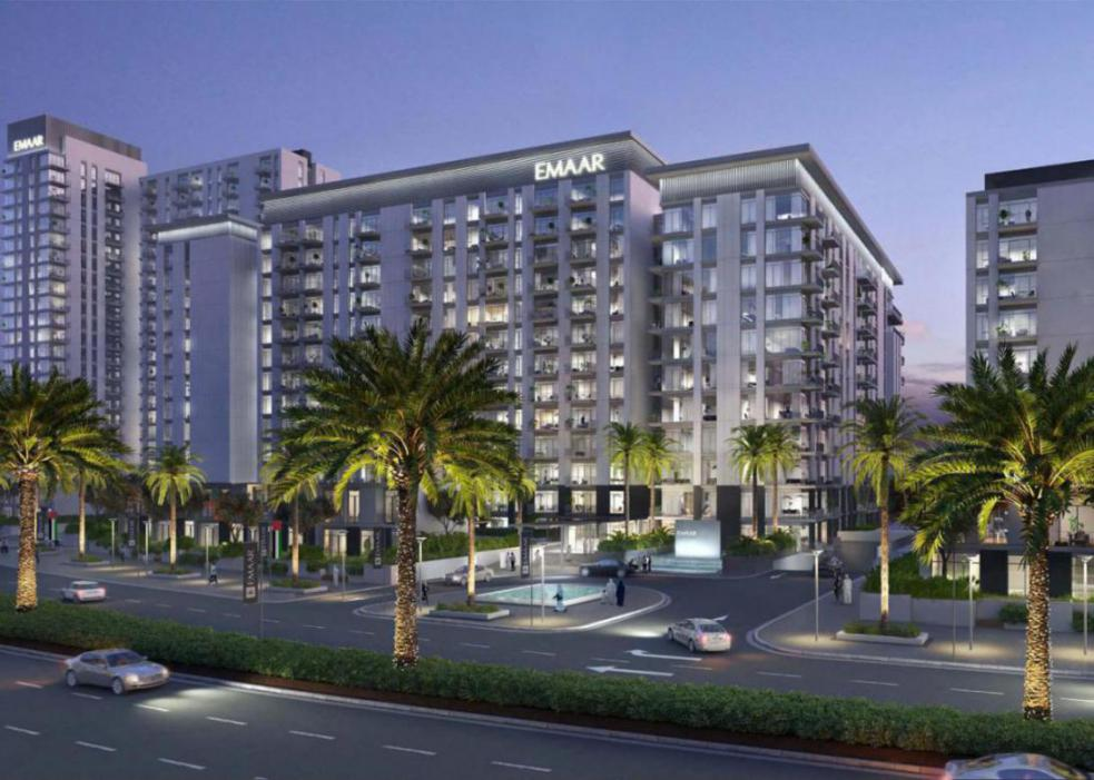 Park Ridge Apartments at  Dubai Hills Estate