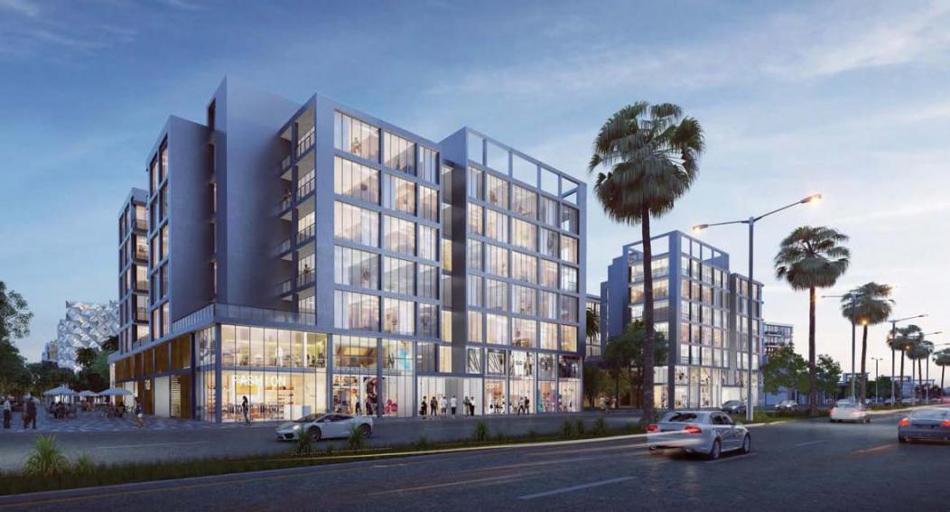 Areej Apartments at  Aljada