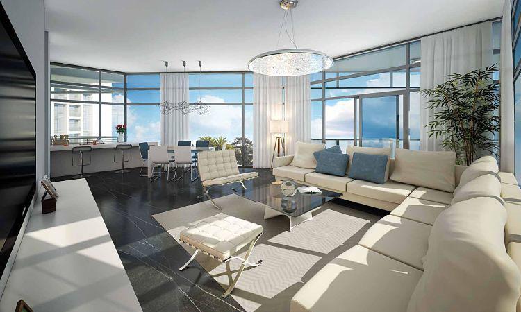 Park View Residences Apartments at  Saadiyat Island