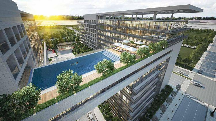 Park View Residences Hotel Apartments at  Saadiyat Island