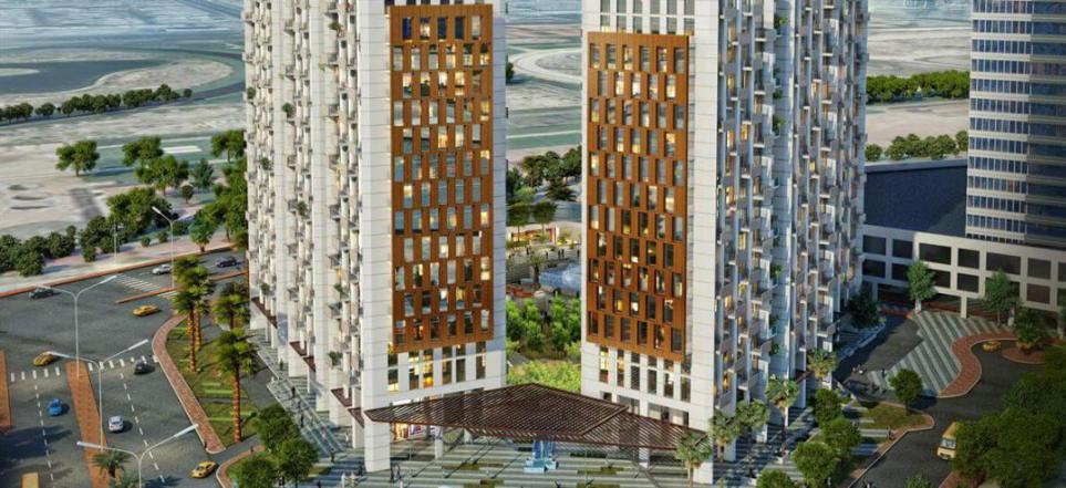 The Atria at  Business Bay