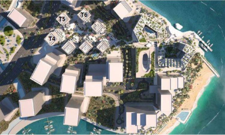Pixel Towers at  Al Reem Island