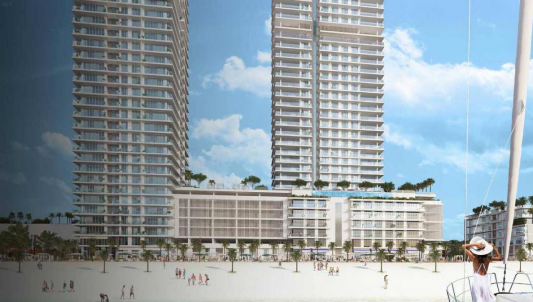 Sunrise Bay Tower 2 at  Emaar Beachfront