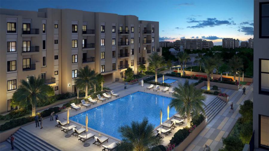 Remraam Apartments at  Remraam