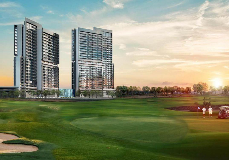 Golf Vita Apartments at  Damac Hills