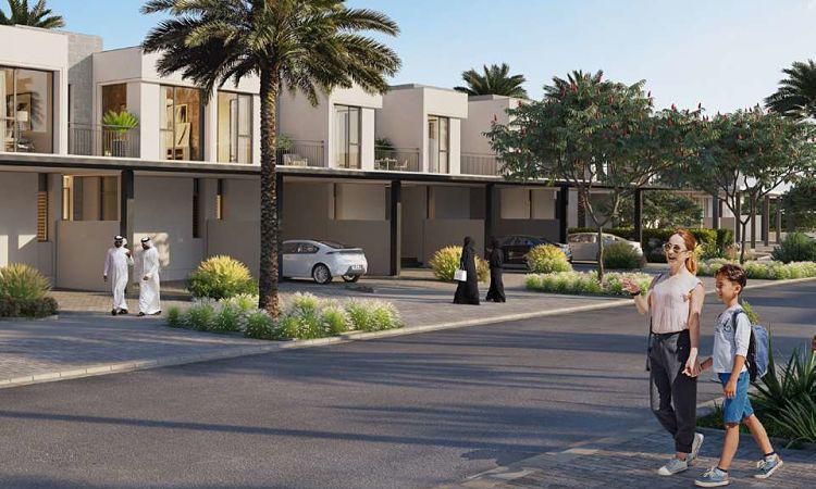 Expo Golf Villas Phase III at  Emaar South