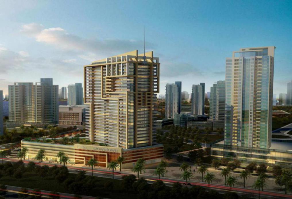 Elite Downtown at  Downtown Dubai