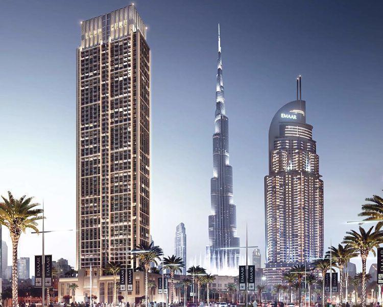 Burj Royale at  Downtown Dubai
