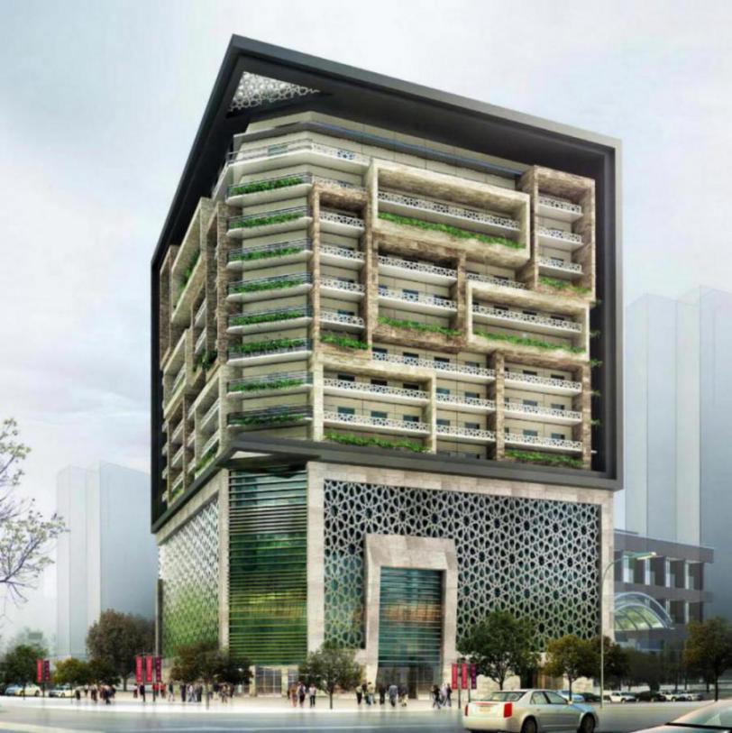 Smart Tower 1 at  Ajman City