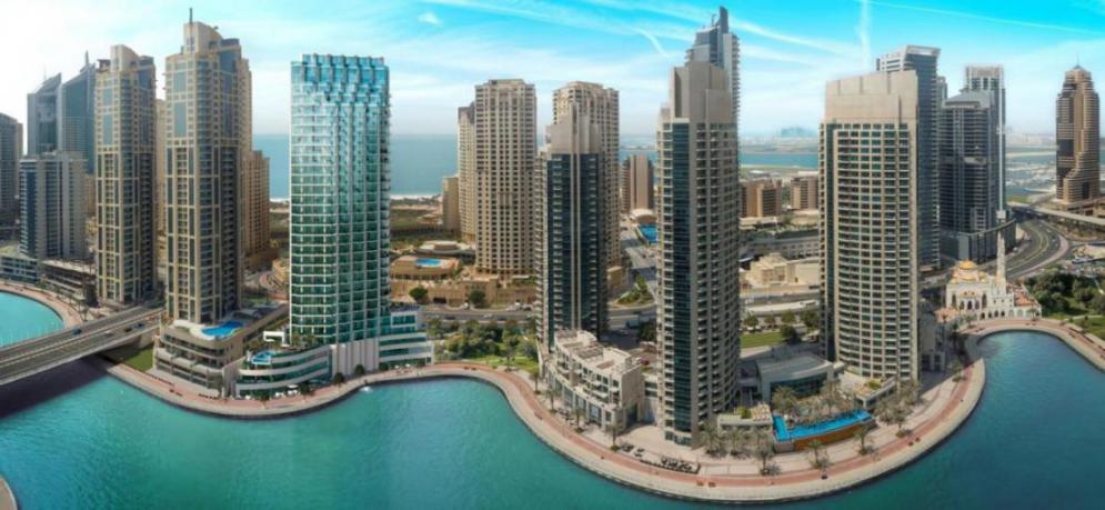 LIV Residence Apartments at  Dubai Marina