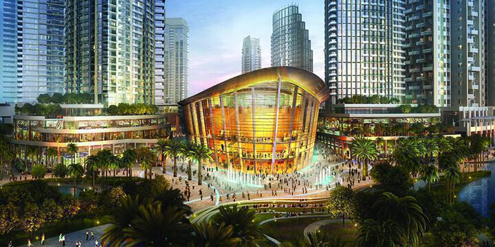 The Address Residences Dubai Opera at  Downtown Dubai