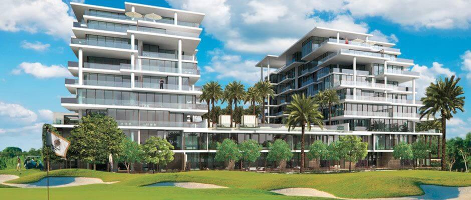 Jasmine Apartments at  Damac Hills