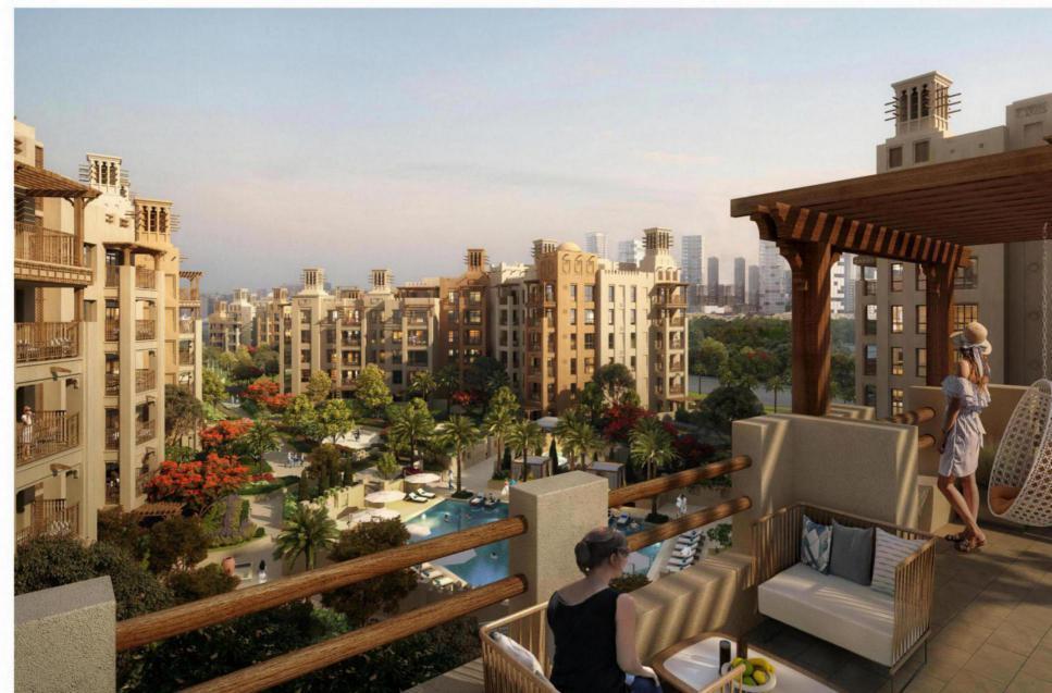 Asayel Building 3 at  Madinat Jumeirah Living