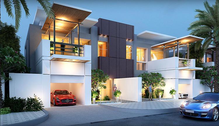 Almass Villa Plots at  Tilal City