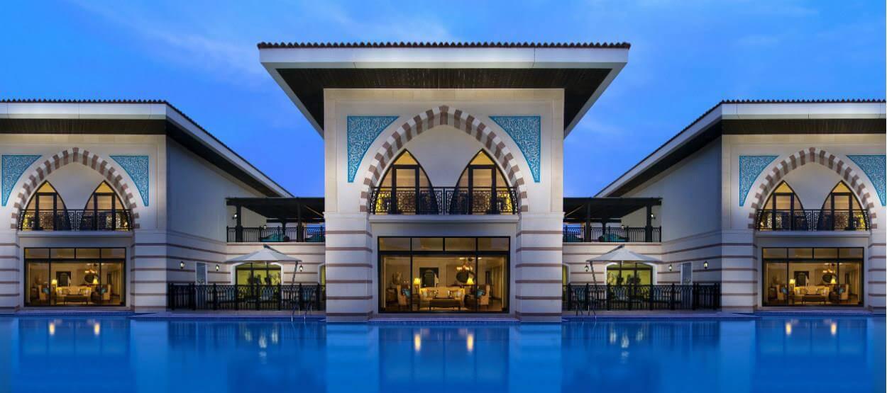 Zabeel Saray Royal Residences at  Palm Jumeirah