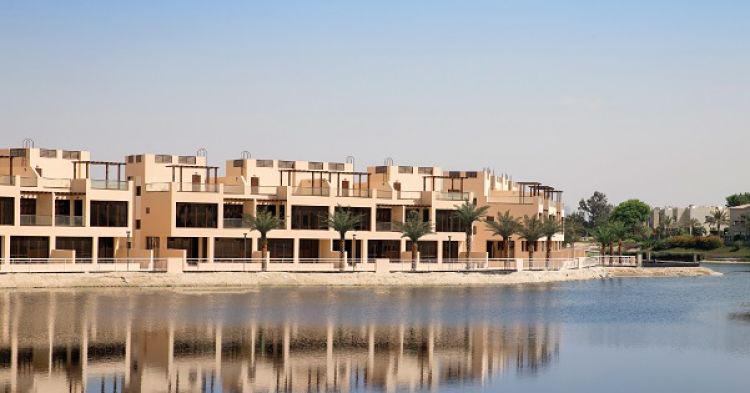 Jumeirah Island Townhouses at  Jumeirah Bay Island
