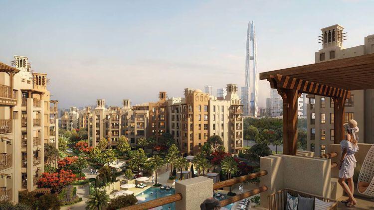 Asayel Building 1 at  Madinat Jumeirah Living