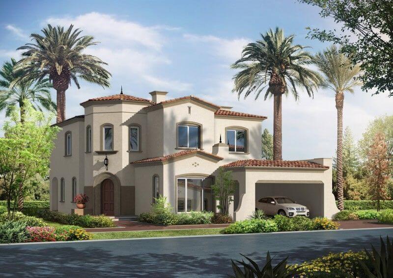 Aseel Villas at  Arabian Ranches