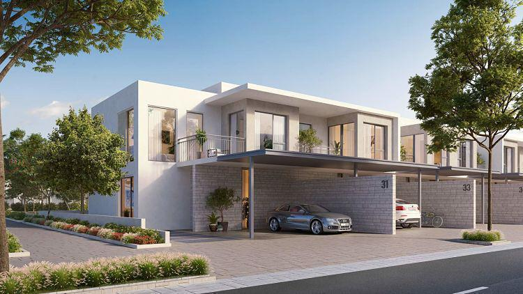 Camelia Townhouses at  Arabian Ranches II