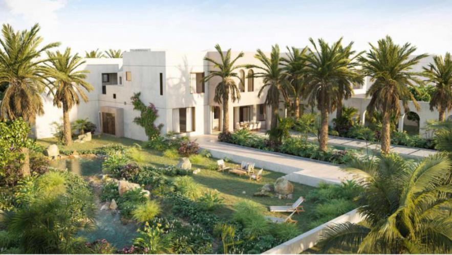 Joud Villas at  Al Jurf