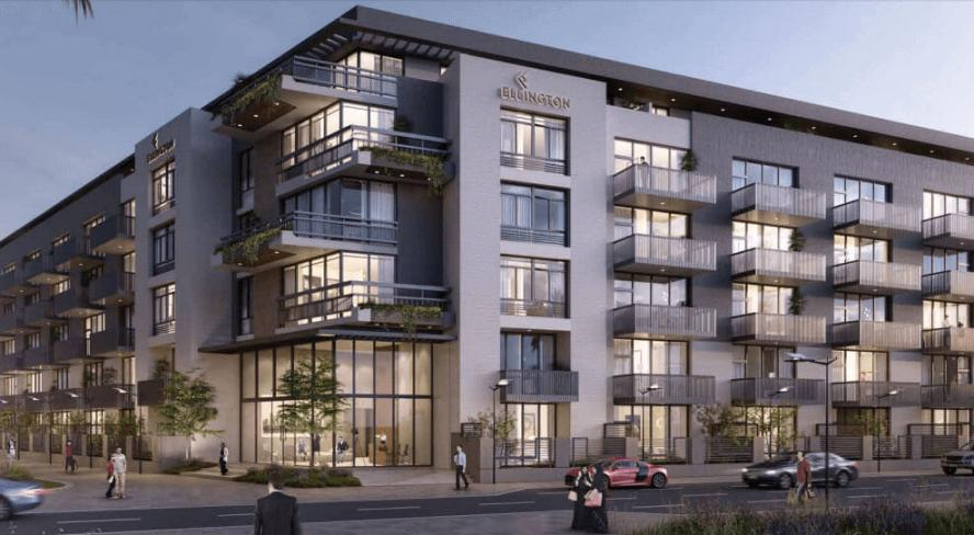 Belgravia III Apartments at  Jumeirah Village Circle