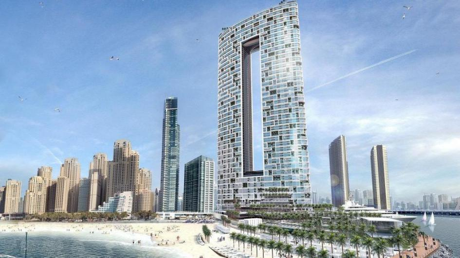 Address Residences Jumeirah Resort at  Dubai Marina
